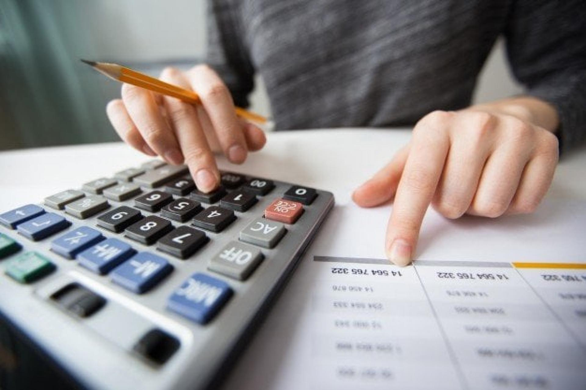 common expenses calculations